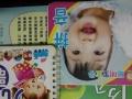 儿童识字识物卡片类(共9套卡片,四本书,四套拼图)