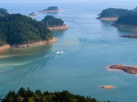 秀水千岛湖 团队心体验 千岛湖户外拓展之旅