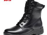 3515强人正品新款军靴冬季保暖特种兵羊