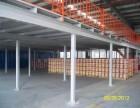 唐山高新区搭建钢结构挑高夹层隔层 室内增层做库房阁楼二层