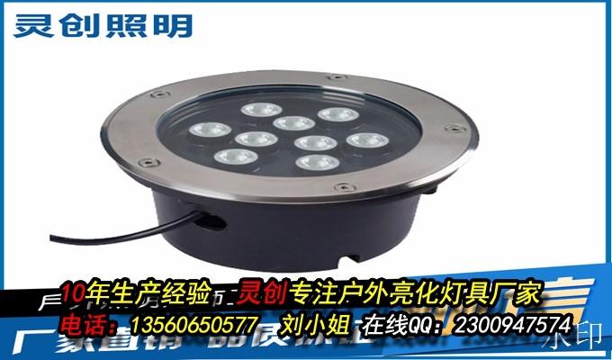 广西南宁 led地埋灯批发 灵创照明质优价廉优质供应商厂家