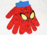 2014新款儿童手套红色蜘蛛侠冬季必备义乌厂家直销支持混批预售中