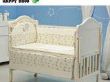 小龙哈彼婴儿 五件套 床围护栏 宝宝床品LFW200