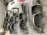 沃尔沃专业改装 改装木地板 航空座椅 九宫格车