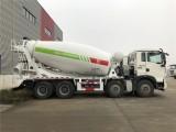 广州重汽豪沃T5G轻量化搅拌车在哪里买