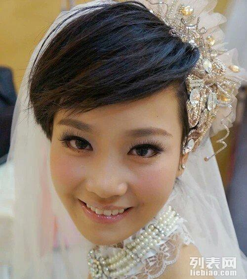 华美彩妆造型机构 新娘妆 舞台妆 宴会 主持人妆