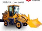 铲车装载机全新液压轮式建筑农用装载机中首重工