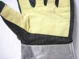 上海置安耐高温手套1000度隔热手套工业防高温手套