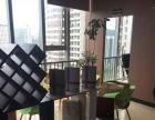 万达广场 业主精装修 高楼层落地窗视野开阔300平