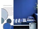 磁善家黛蓝彩色磁性画板书写板双层结构磁性吸附彩色书写黑板
