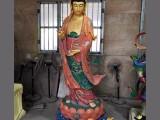 鳌鱼观音雕塑观音菩萨佛像雕塑厂家电话报价 滴水观世音菩萨批发