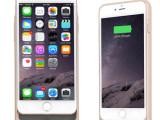 iphone6plus手机充电器 背夹式充电宝 苹果无线移动电源