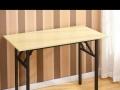 培训用折叠桌