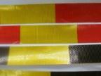深圳晶彩格喷绘 反光膜喷绘反光贴 反光布