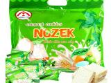 越南进口零食NOZEK 诺滋客椰子饼干 椰子鸡蛋面包干