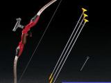 仿真弓箭儿童玩具成人射击射箭户外亲子体育运动器材公园活动D1