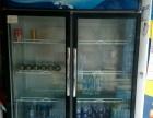 冰柜,展示柜各一台,都是八成新的,还有多组货架出售!