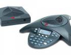 厂价直销电话会议系统,宝利通会议电话机