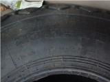 山东鸿进牌工程铲运车菠萝花纹轮胎23.1-26