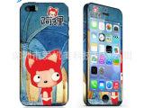 工厂直销手机保护膜 牛魔王浮雕iPhone5S手机贴膜MD-02