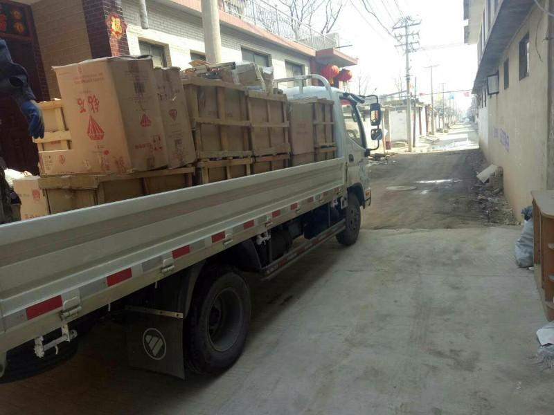 石家庄4.2米货车搬家拉货