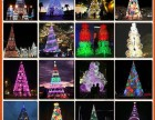 发货全国各地大型圣诞树 上门安装圣诞树 北京灯饰画制作