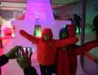济南艺术冰雕展租赁,户外装置雨屋道具租赁