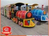 郑州厂家 复古无轨小火车 商场观光小火车 托马斯无轨道小火车
