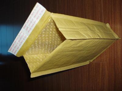 杭州生产厂家直销优质价低新型牛皮纸复合气泡袋