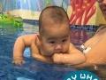 湖州宝宝游泳馆_为啥说婴儿套颈圈游泳非常危险