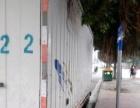 江铃厢式货车,4.2米车厢,单排双轮货车