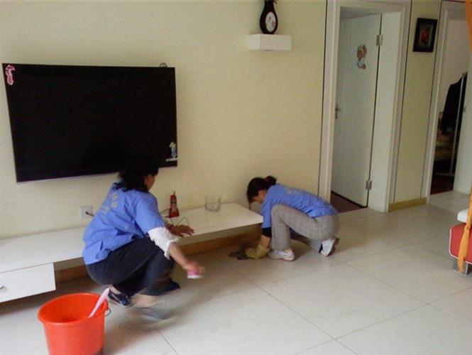 重庆茶园别墅开荒找随到家政品质保障
