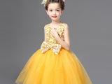 六一儿童表演服幼儿舞蹈蓬蓬裙礼服公主纱裙