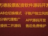 武汉正规专业股票配资源码-股票配资资管系统开发与搭建