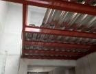天津专业搭建钢结构平台二层顶层阁楼浇筑混凝土楼板彩钢房