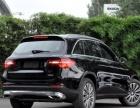 全新奔驰GLC260豪华版黑SUV,对外出租做婚车