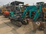個人出售小松輪胎挖機 二手小松久保田60挖機