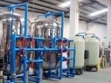 车用尿素设备汽车环保尿素洛阳润佳水处理设备
