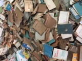 高价回收废纸文件销毁资料销毁票据销毁档案销毁 凭证销毁
