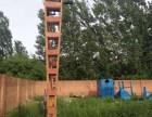 出售二手起重機5噸跨度17米總長23米腿高7米龍門吊