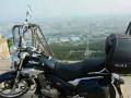 摩托车豪爵太子150