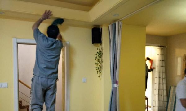 丹徒新区专业房屋保洁