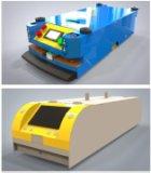 重载激光导航AGV机器人