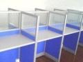 正规家具生产厂家直销办公桌屏风隔断