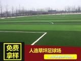 天津人工草坪地面施工橡胶足球场地建设