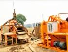 打樁工程泥漿如何處理費用-泥漿河道污水脫干固化分離設備出租
