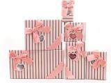 2014苍南厂家专业定制礼品工艺品包装盒子 生日礼物包装纸盒