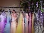 E3彩妆造型工作室承接新娘跟妆、美妆业务。礼服租赁