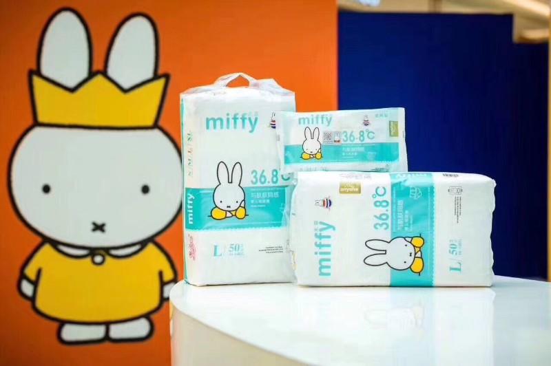 一款会呼吸的纸尿裤免费试用 米菲纸尿裤怎么代理?