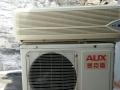 8成新大1.5匹奥克斯空调包安装1000元一台保修